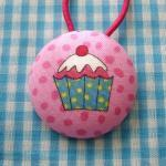 Ponytail Holder, Cupcake