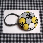 Xl Ponytail Holder, Gray B..