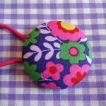 XL Ponytail Holder, Purple ..
