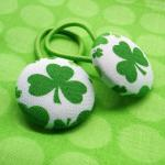 Ponytail Holders, Shamrock