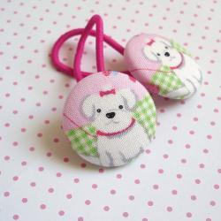 Puppy Dog Hair Ties